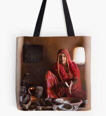 Desert kitchen Tote Bag