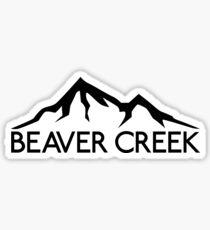 SKI BEAVER CREEK COLORADO SKIING EAGLE COUNTY SNOWBOARD HIKING CLIMBING BIKING 3 Sticker
