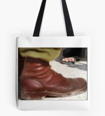 Check Point Tote Bag