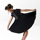 Gills and Tails Collection 'Baby Doll Dress' by Brooke Hyrapiet