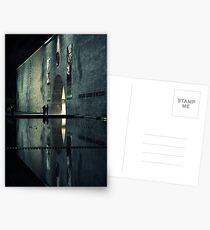 Portal reflection Postcards