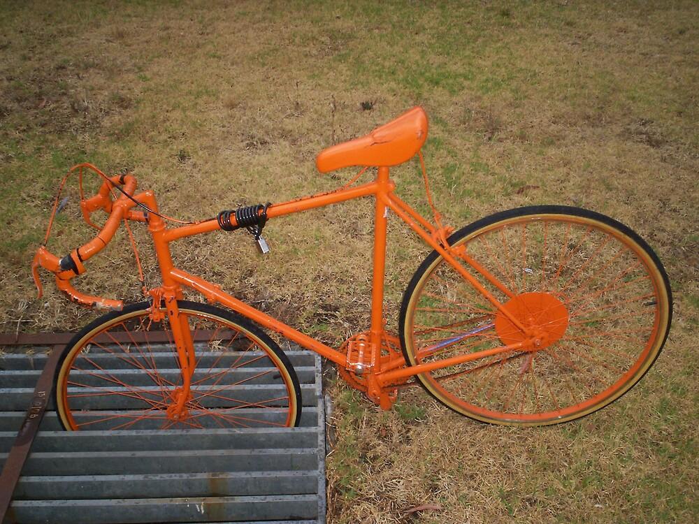 Orange-kleta by Cloud