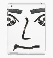 Tool Face iPad Case/Skin