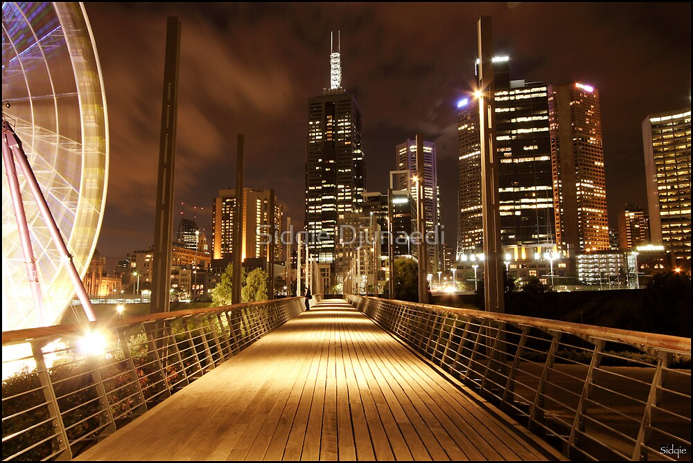 Melbourne's Lil Playground by Sidqie Djunaedi