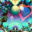 Universe of Love  by Brian Exton
