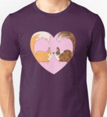 Corgi Kiss T-Shirt