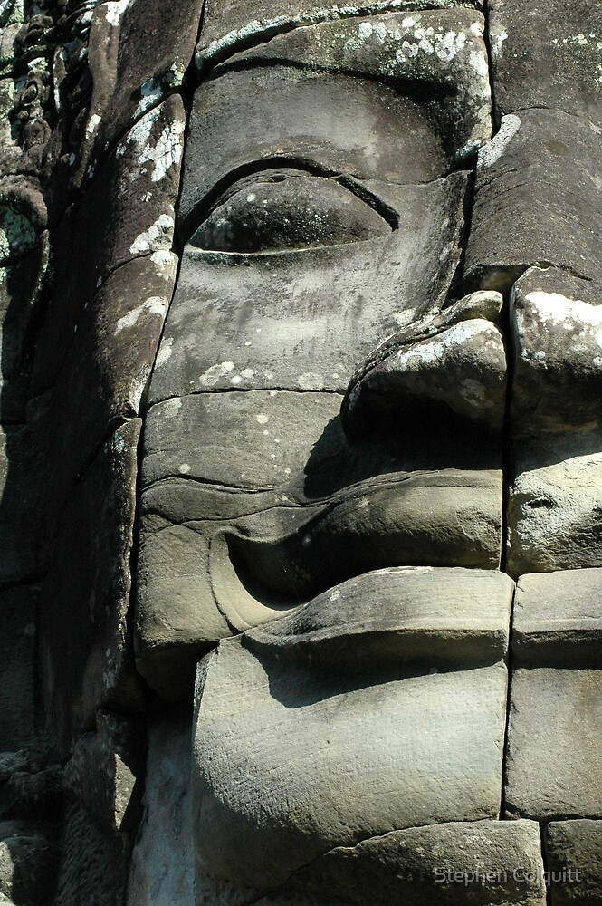 Stone Face  by Stephen Colquitt