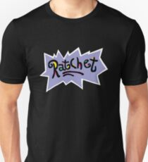Ratchet - Rugrats Parody Unisex T-Shirt