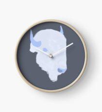 Bison Clock