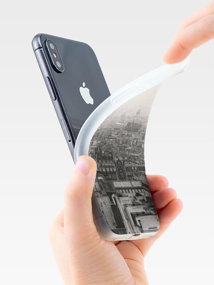 Alternative Ansicht von PARIS 21 iPhone-Hülle & Cover