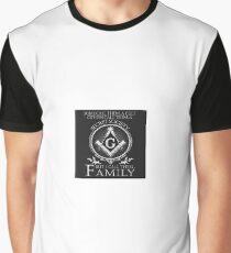 Masons Family Graphic T-Shirt
