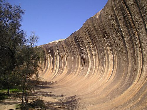 Wave ROCK by Justinryna2day