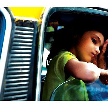 Sad Girl by ARPhotography