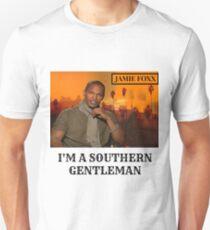 Jamie Foxx - I'm A Southern Gentlemen Unisex T-Shirt