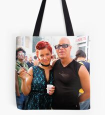 nottinghill carnival-cigarette holder Tote Bag