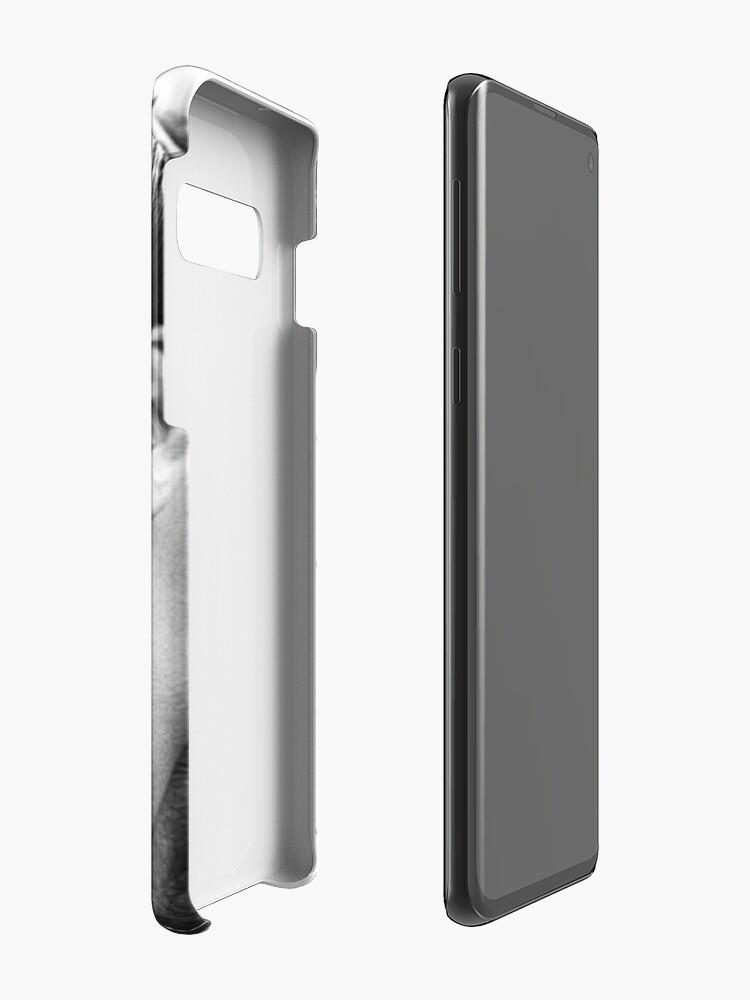 Alternative Ansicht von John Travolta Fett Hülle & Klebefolie für Samsung Galaxy