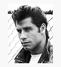 John Travolta Fett Fotodruck