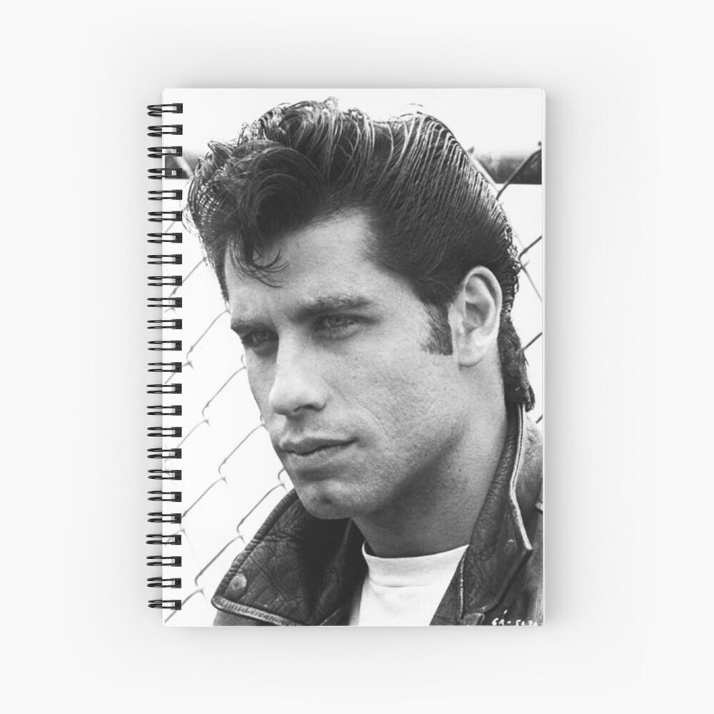 John Travolta Fett Spiralblock