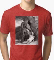 Creature from the Black Lagoon Tri-blend T-Shirt