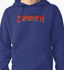 Super(tired)Mom Pullover Hoodie