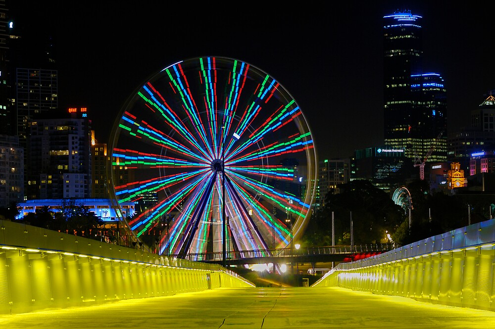 Wheel of Fortune by Chris Moysey