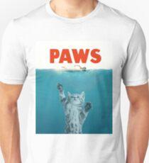 Tatzen - Katzen-Kätzchen Meow Parodie-T-Shirt Slim Fit T-Shirt