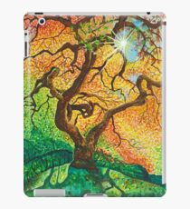 Falling like a leaf iPad Case/Skin