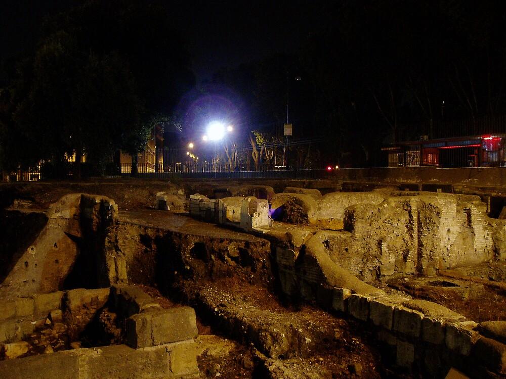 Roma Ruins by Javier Romero