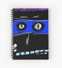 Thief Spiral Notebook