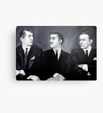 The Rat Pack Canvas Print