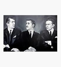 The Rat Pack Photographic Print