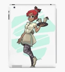 Margaret - Regular Show Fanart, human version iPad Case/Skin