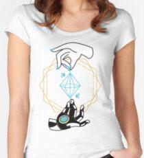Symmetra Tarot Women's Fitted Scoop T-Shirt