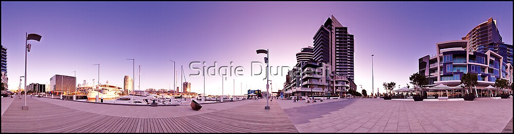 Dockland Sunset 360 by Sidqie Djunaedi