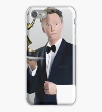 Neil Patrick Harris Emmy iPhone Case/Skin