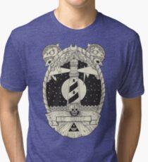 Le Guide. Tri-blend T-Shirt