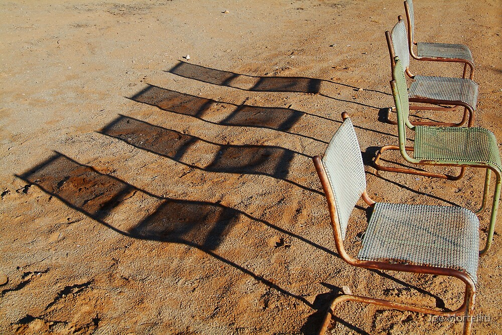 Outdoor Theatre Outback Tibooburra by Joe Mortelliti