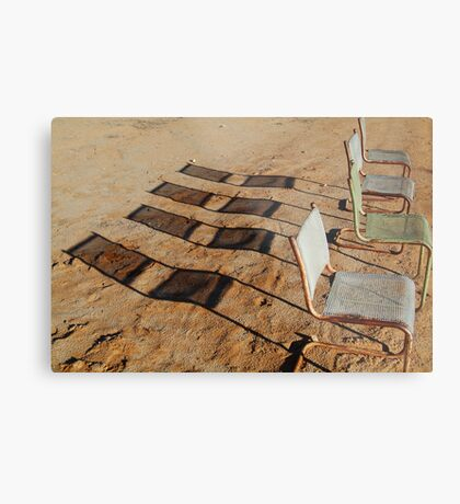 Outdoor Theatre Outback Tibooburra Metal Print
