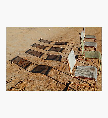 Outdoor Theatre Outback Tibooburra Photographic Print