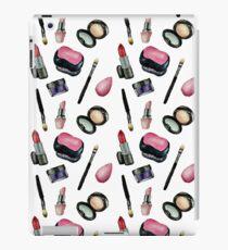 Fashion watercolor pattern illustration iPad Case/Skin