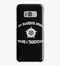 Castiel Angel Supernatural Samsung Galaxy Case/Skin