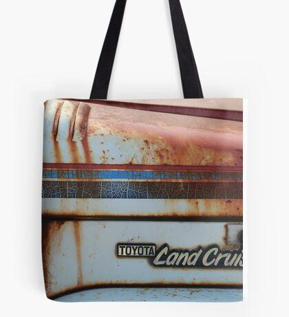 LandCruiser Tote Bag