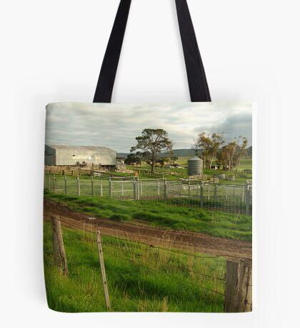 Dairy Farm,Rowsley Tote Bag