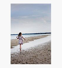 Balancing on water Photographic Print