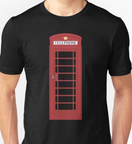 NDVH Telephone Box T-Shirt