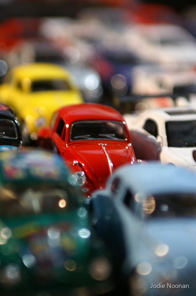Traffic Jam by Jodie Noonan