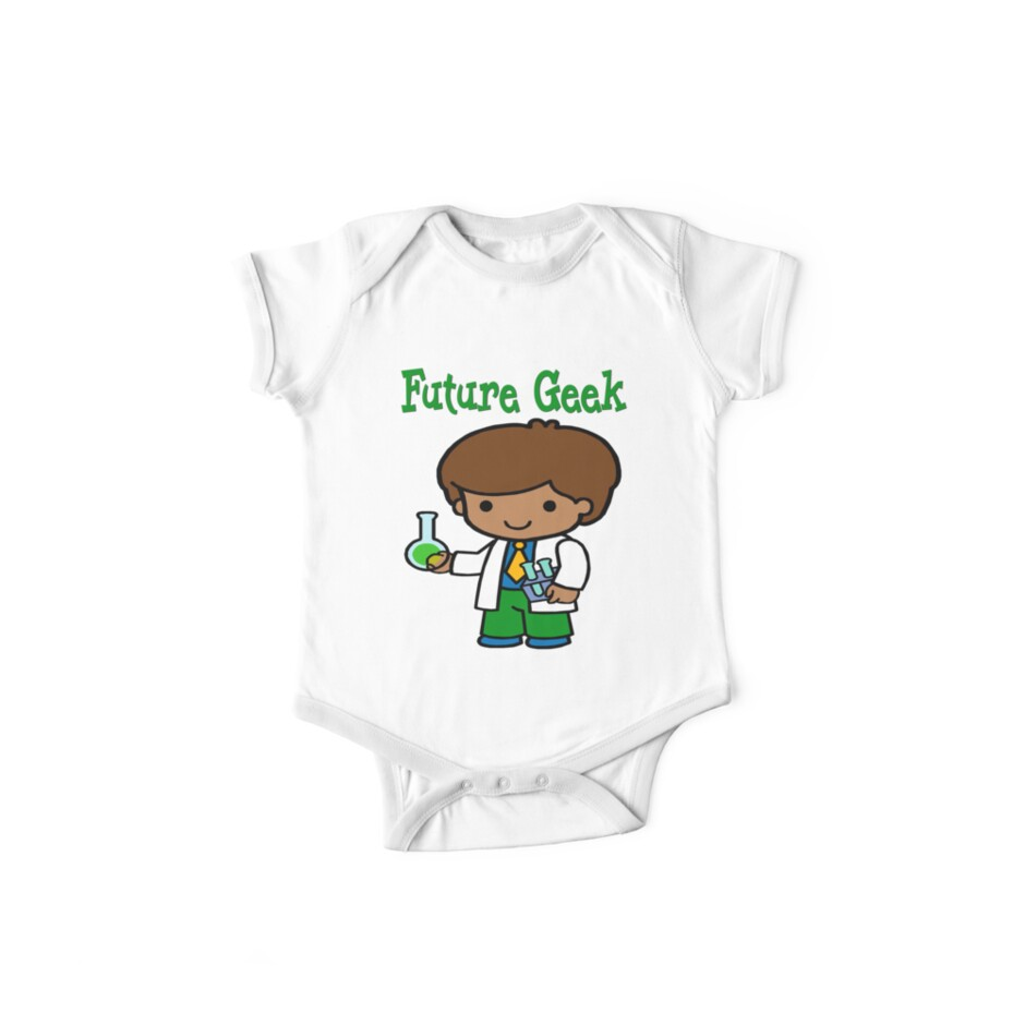 Cute Future Geek Gifts by BuzzEdition