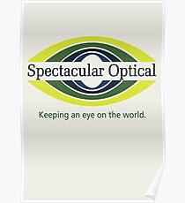 Videodrome Spectacular Optical Poster