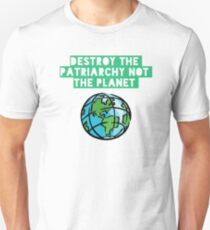 Destroy Patriarchy Unisex T-Shirt
