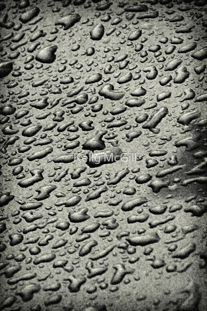 Wet Car by Kelly McGill